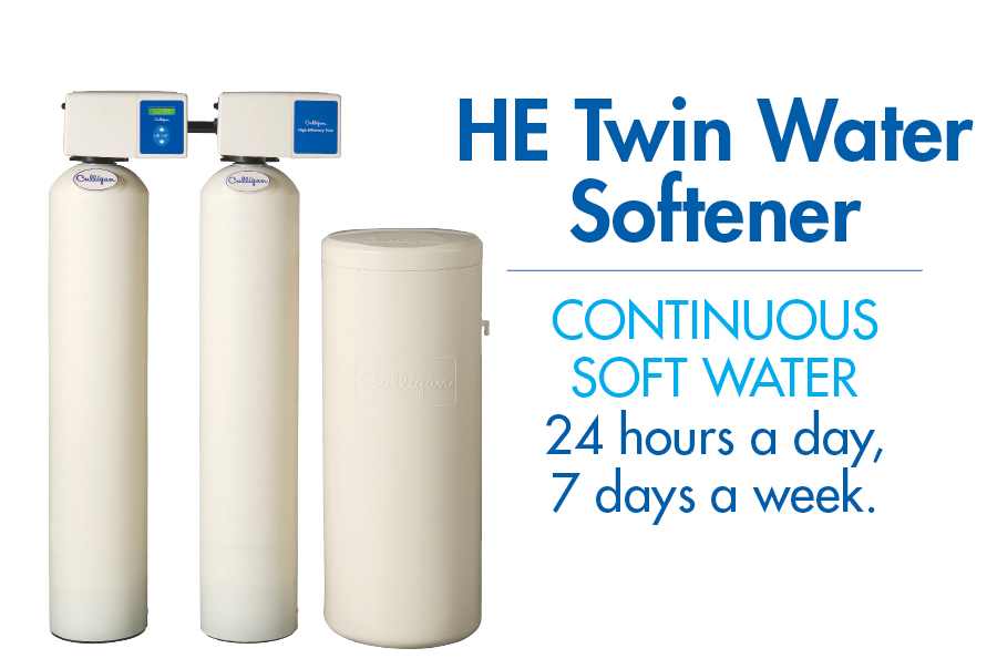 He Twin Softener Commercial Softening Culligan Water